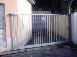 Fre Impianti Srl: cancello automatico